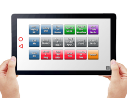 Senior Quik Mail by In-Touch Tablets